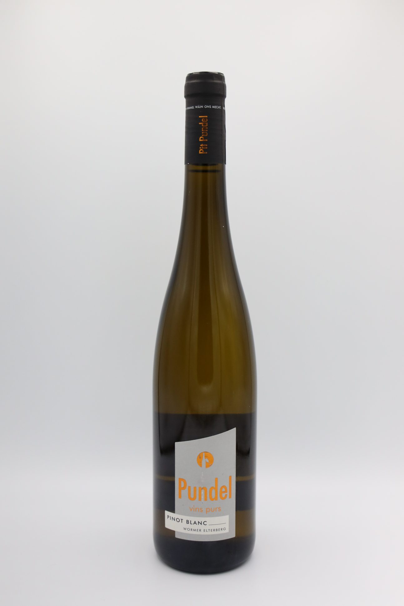 Pinot Blanc Wormer Elterberg 2017