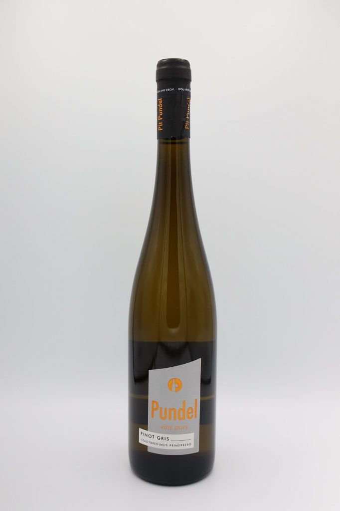 Pinot Gris Stadtbredimus Primerberg 2017