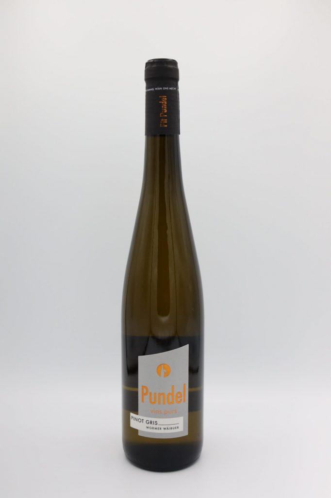 Pinot gris (Rulänner) Wormer Waibuer 2017
