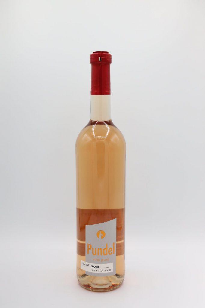 Pinot Noir (vinifié en blanc) 2018