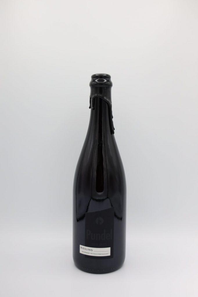 Riesling Wormer Peteschwengert, la plus vieille vigne du Luxembourg (1900)